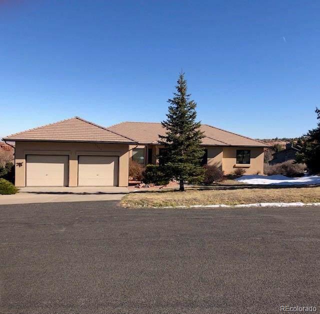 7120 Puma Trail, Littleton, CO 80125 (MLS #4611559) :: 8z Real Estate