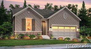 15908 Red Bud Drive, Parker, CO 80134 (#4614333) :: The Healey Group
