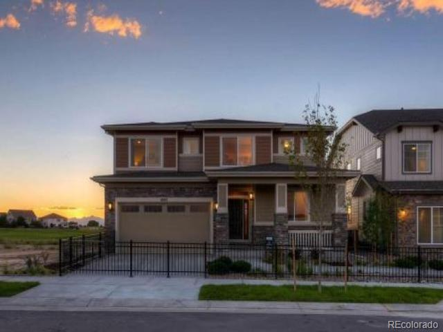 16007 E 118th Place, Commerce City, CO 80022 (#4615276) :: The Healey Group