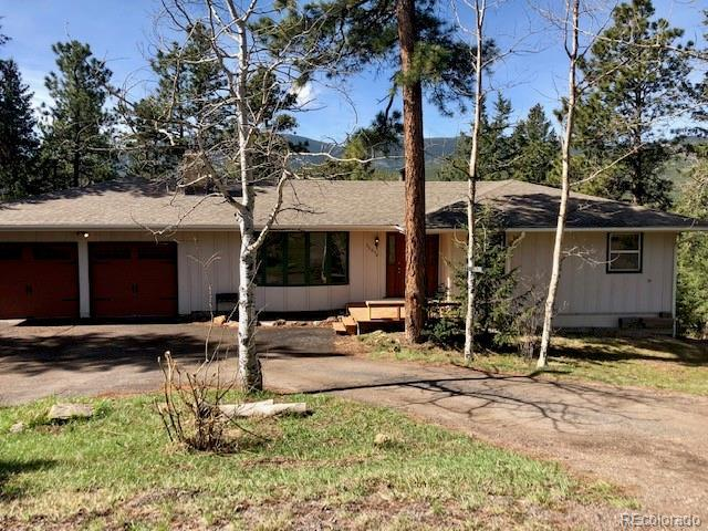 32512 Lodgepole Drive, Evergreen, CO 80439 (#4628877) :: The City and Mountains Group