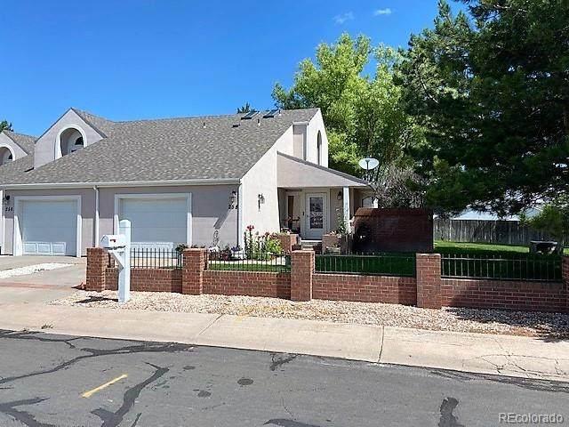 258 E Petain Avenue, Yuma, CO 80759 (#4637239) :: Finch & Gable Real Estate Co.