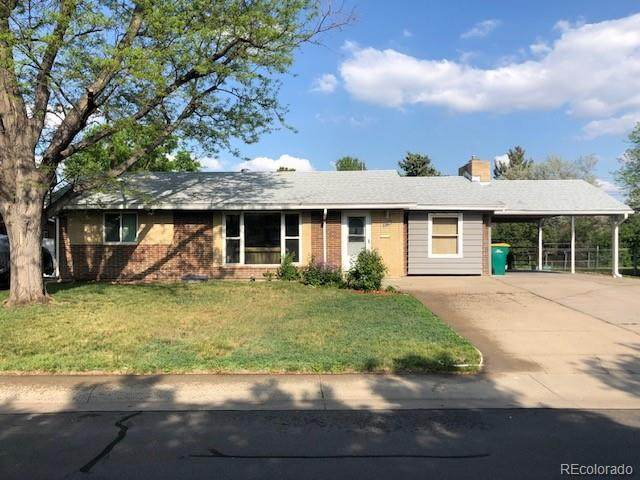 60 S Eaton Street, Lakewood, CO 80226 (#4644405) :: Colorado Home Finder Realty