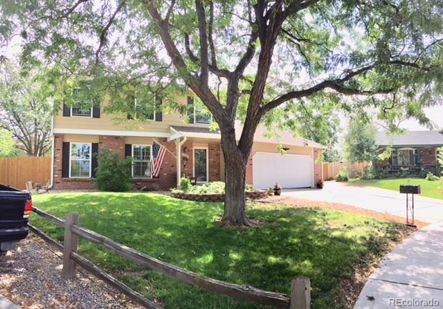 17993 E Florida Place, Aurora, CO 80017 (#4648468) :: The City and Mountains Group