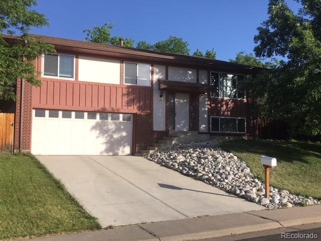 1417 S Yank Street, Lakewood, CO 80228 (#4649474) :: The Peak Properties Group