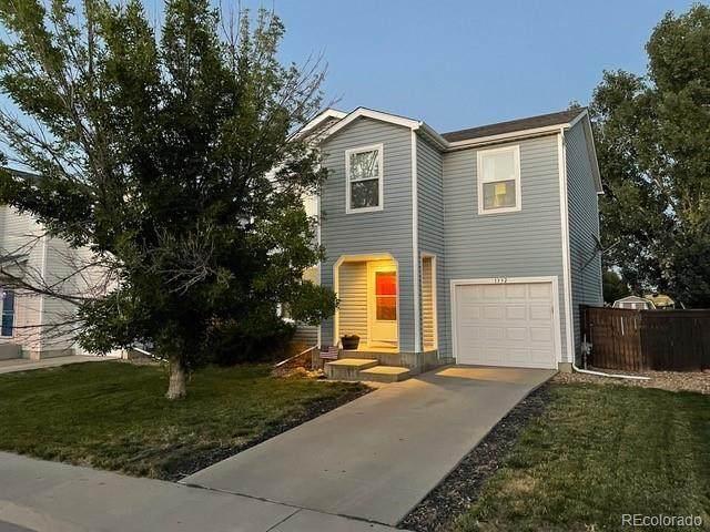 1332 Bluebird Street, Brighton, CO 80601 (#4670761) :: Bring Home Denver with Keller Williams Downtown Realty LLC