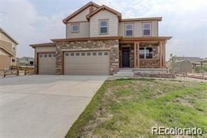 5508 Harbor Town Drive, Elizabeth, CO 80107 (MLS #4728825) :: 8z Real Estate