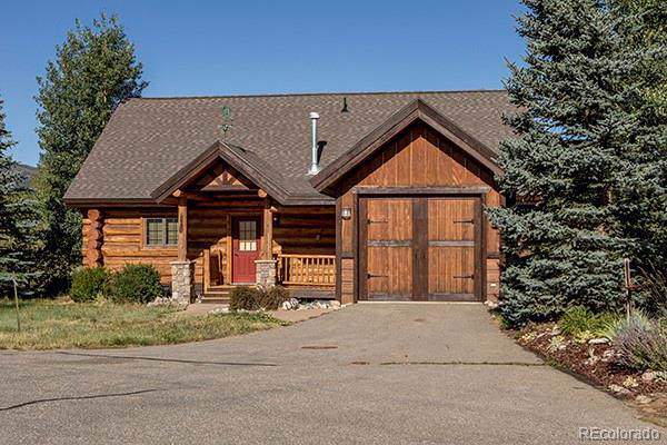 525 Pioneer Drive, Granby, CO 80446 (#4742428) :: James Crocker Team