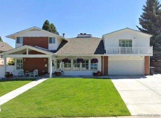3620 S Hillcrest Drive, Denver, CO 80237 (#4770948) :: The Dixon Group