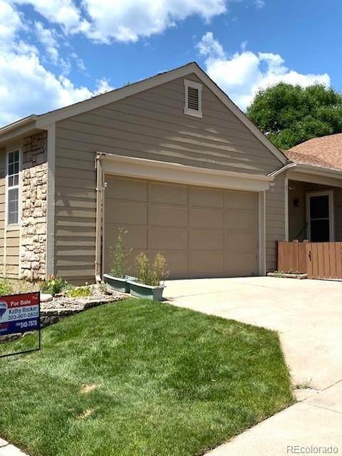 6683 S Yukon Way, Littleton, CO 80123 (#4777254) :: Venterra Real Estate LLC