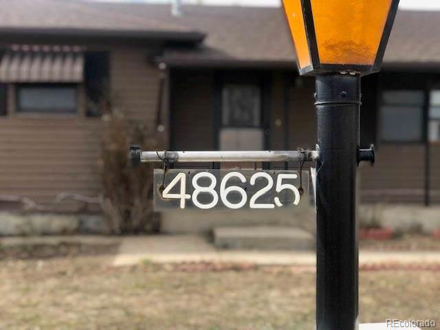 48625 County Road 31, Nunn, CO 80648 (MLS #4778301) :: 8z Real Estate