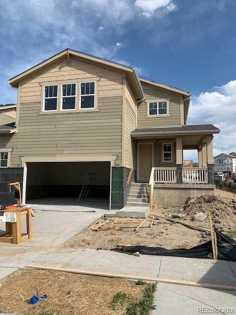 3286 Greenery Drive, Castle Rock, CO 80109 (#4788591) :: The Griffith Home Team