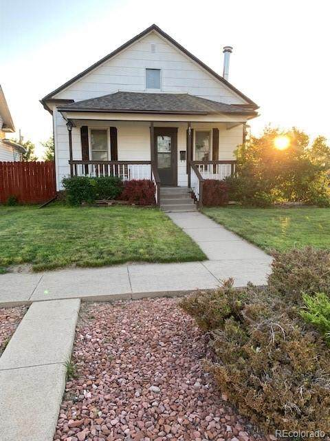 431 N 2nd Avenue, Sterling, CO 80751 (#4809415) :: Colorado Home Finder Realty