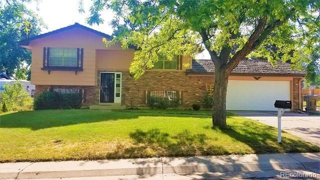 6671 Welch Court, Arvada, CO 80004 (MLS #4836552) :: 8z Real Estate