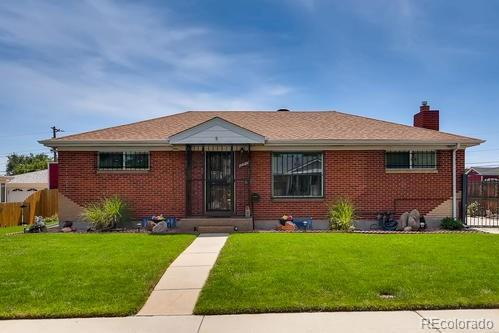2240 W 73rd Place, Denver, CO 80221 (MLS #4843008) :: 8z Real Estate