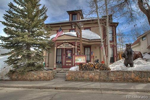 206 N Ridge Street, Breckenridge, CO 80424 (#4855476) :: True Performance Real Estate