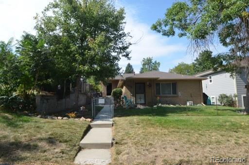 2531 S Pennsylvania Street, Denver, CO 80210 (#4858003) :: The Galo Garrido Group