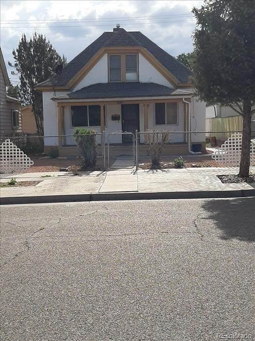 2509 E Evans Avenue, Pueblo, CO 81004 (MLS #4864139) :: 8z Real Estate
