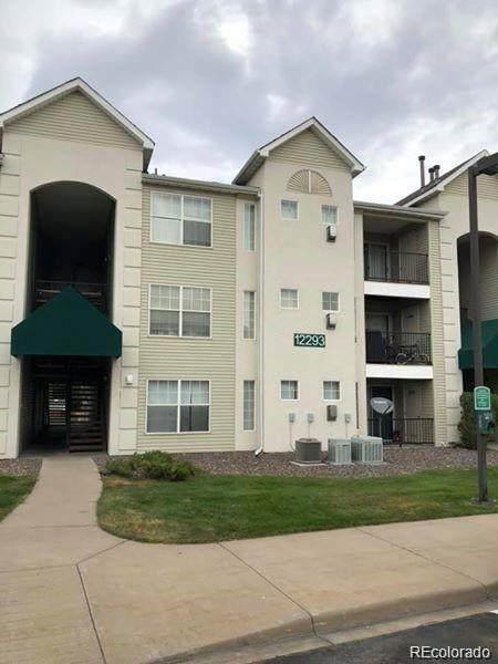 12293 W Cross Drive #303, Littleton, CO 80127 (MLS #4874710) :: 8z Real Estate