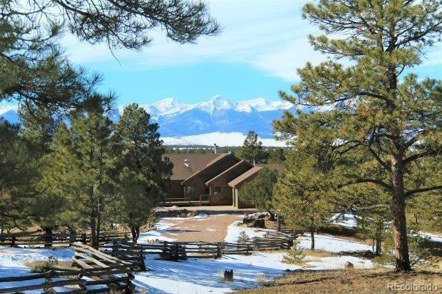 3200 Shy Circle, Westcliffe, CO 81252 (MLS #4883798) :: 8z Real Estate