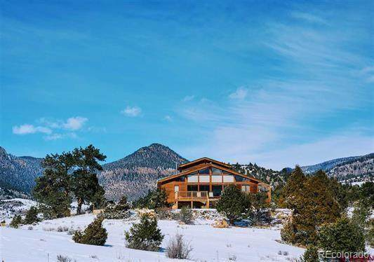2641 Bear Creek Circle, South Fork, CO 81154 (#4907962) :: The Margolis Team