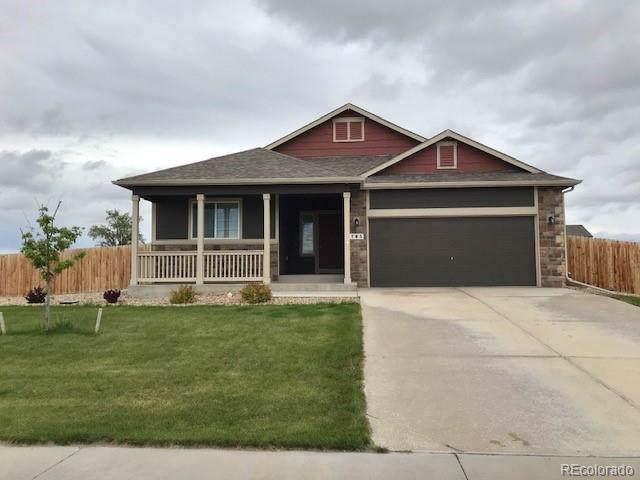 705 Carroll Lane, Pierce, CO 80650 (MLS #4928934) :: 8z Real Estate