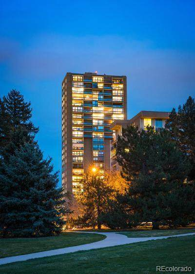 2000 E 12th Avenue 3A, Denver, CO 80206 (#4955074) :: Portenga Properties
