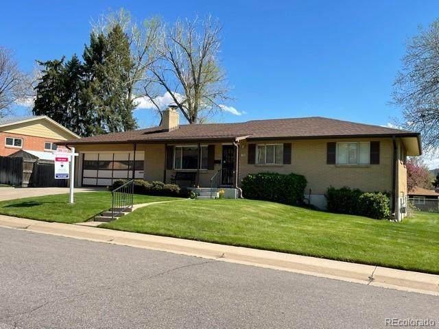 7906 E Jefferson Place, Denver, CO 80237 (#4959764) :: Colorado Home Finder Realty