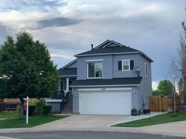 8697 Rosebud Place, Parker, CO 80134 (#4968133) :: HomeSmart Realty Group