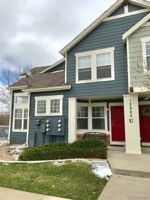 13900 Lake Song Lane U1, Broomfield, CO 80023 (MLS #4991657) :: 8z Real Estate