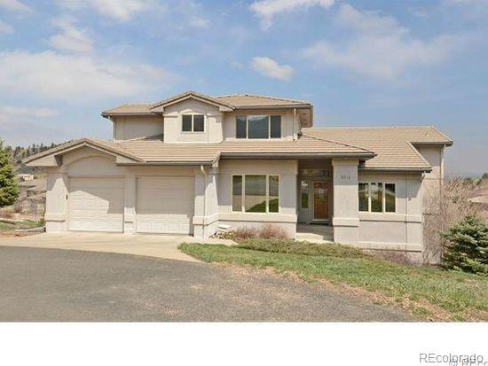 6354 Woodbine Court, Littleton, CO 80125 (#5007628) :: Hometrackr Denver