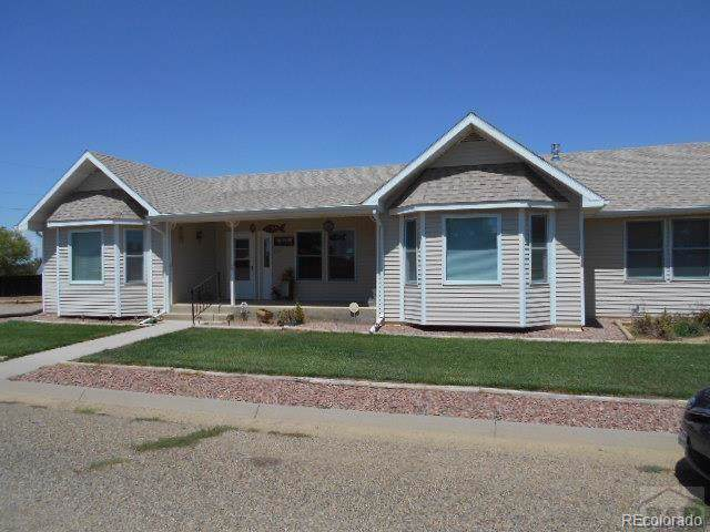 600 W 5th Street, Ordway, CO 81063 (#5015732) :: HomePopper