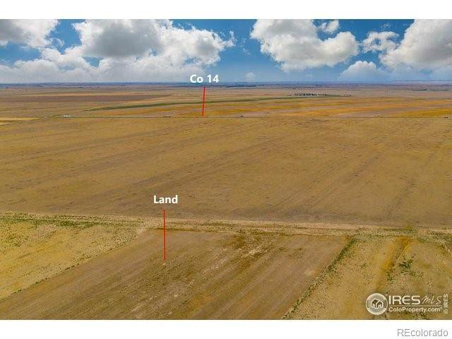 0 County Road 87, Briggsdale, CO 80611 (#5030152) :: Chateaux Realty Group