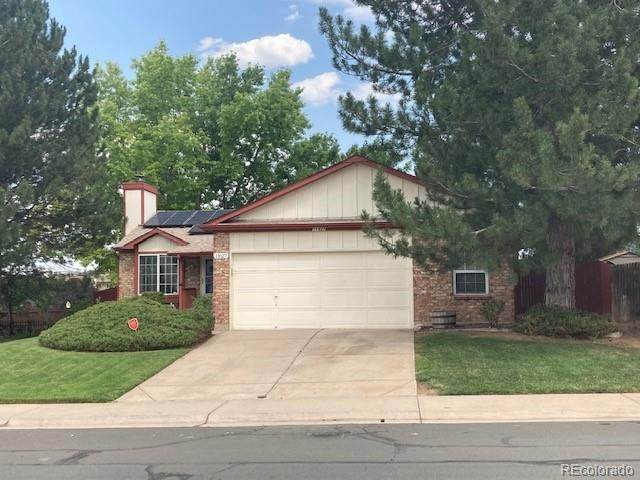 11627 W Bowles Circle, Littleton, CO 80127 (MLS #5072792) :: Bliss Realty Group