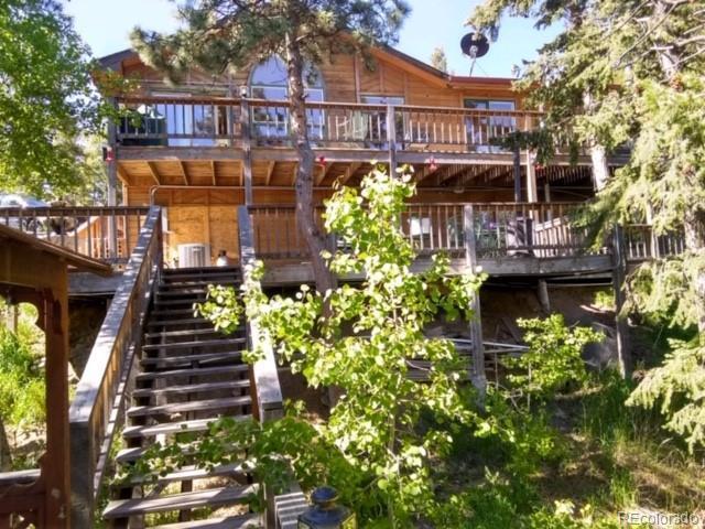 477 Mount Bailey Drive, Bailey, CO 80421 (MLS #5082643) :: 8z Real Estate