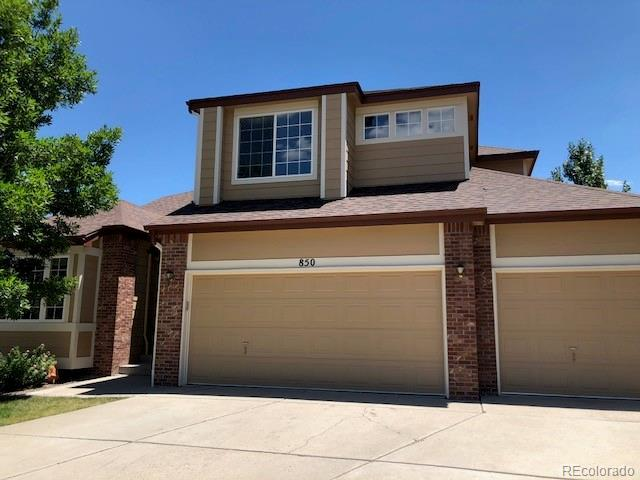 850 Sundown Drive, Castle Rock, CO 80104 (#5115797) :: Structure CO Group
