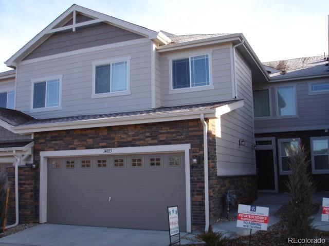 14883 E Crestridge Drive, Centennial, CO 80015 (#5121328) :: The Galo Garrido Group
