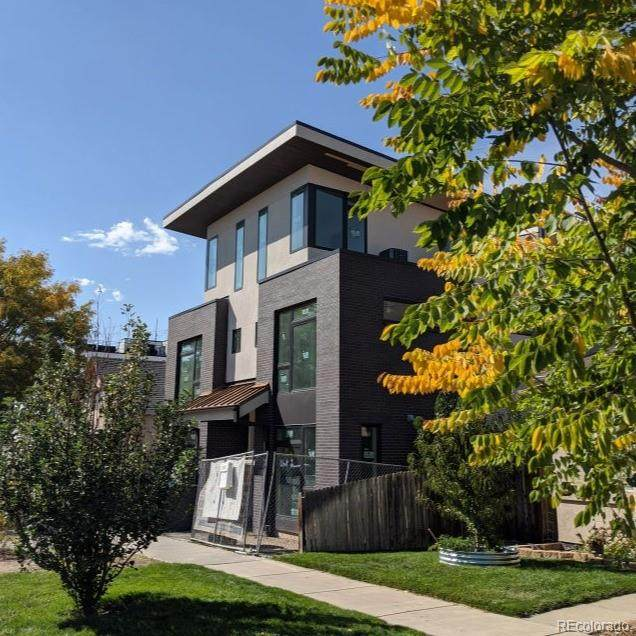 2929 Lawrence Street #5, Denver, CO 80205 (#5162573) :: Stephanie Fryncko | Keller Williams Integrity