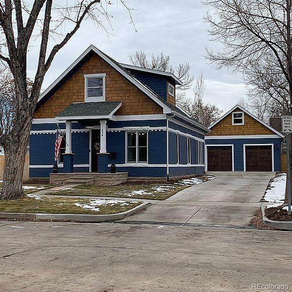 329 W 4th Street, Loveland, CO 80537 (MLS #5193599) :: 8z Real Estate