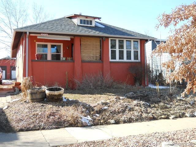 4441 Quitman Street, Denver, CO 80212 (#5195858) :: The Peak Properties Group