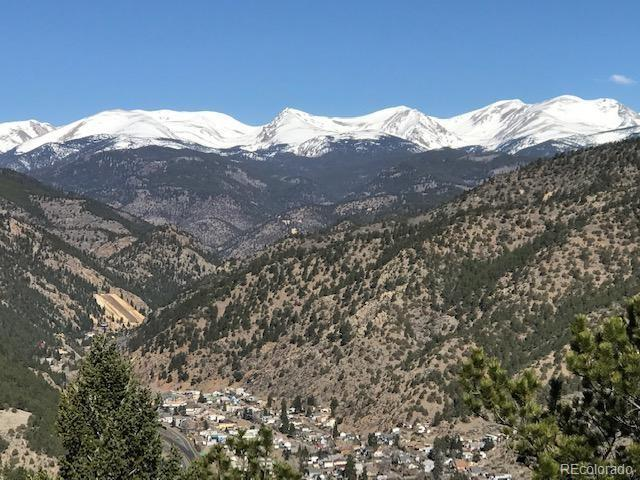 0 Hidden Wilderness Road, Idaho Springs, CO 80452 (#5221242) :: Mile High Luxury Real Estate