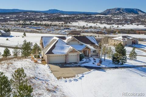 4638 Mariposa Road, Castle Rock, CO 80104 (#5251395) :: Sellstate Realty Pros