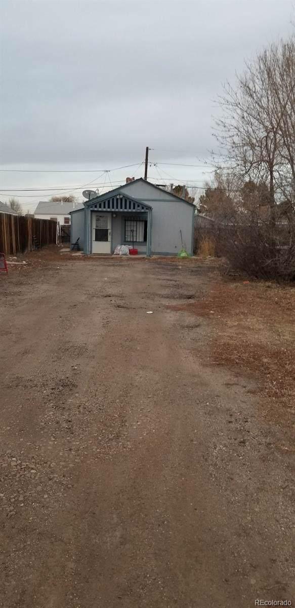 3259 W Ada Place, Denver, CO 80219 (#5257430) :: The Dixon Group