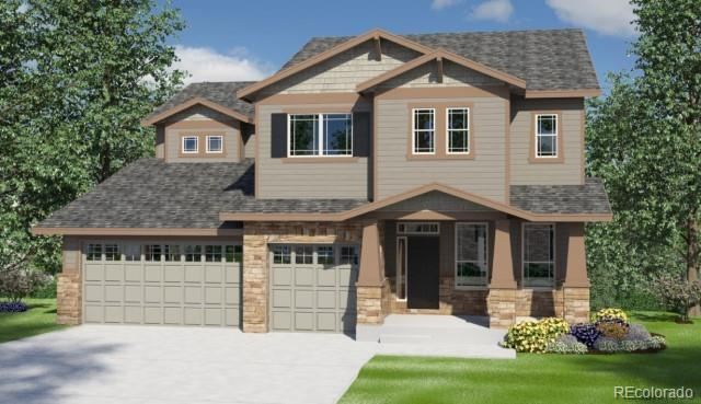 4453 Sidewinder Loop, Castle Rock, CO 80108 (#5277588) :: The Griffith Home Team