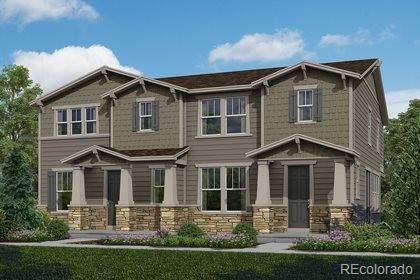 4374 S Nepal Court, Aurora, CO 80015 (#5294705) :: The DeGrood Team