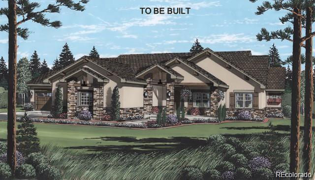 4180 Cheyenne Drive, Larkspur, CO 80118 (#5301734) :: Structure CO Group