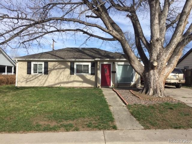 1264 N Xanadu Street, Aurora, CO 80011 (#5312282) :: House Hunters Colorado