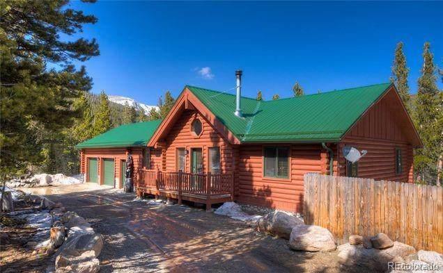 180 Beaver Road, Idaho Springs, CO 80452 (#5324312) :: The DeGrood Team