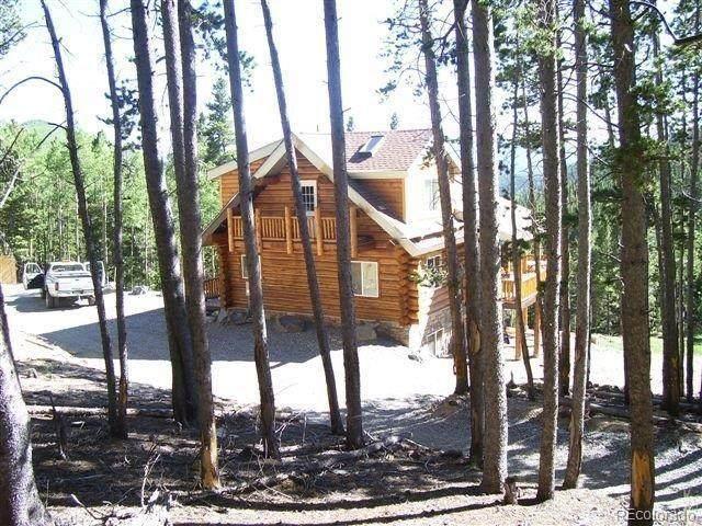 1551 Pisgah Lake Road, Idaho Springs, CO 80452 (MLS #5327895) :: Neuhaus Real Estate, Inc.