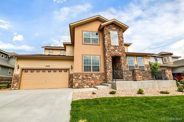 13638 Pecos Loop, Broomfield, CO 80023 (#5335398) :: The Griffith Home Team