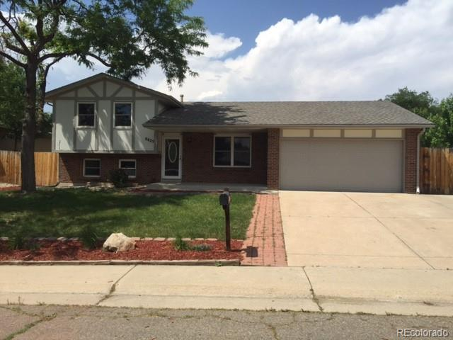 8625 W 65th Place, Arvada, CO 80004 (#5337614) :: The Griffith Home Team